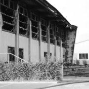 Nach einem Anschlag im August 2015 brannte eine Turnhalle in Nauen aus.