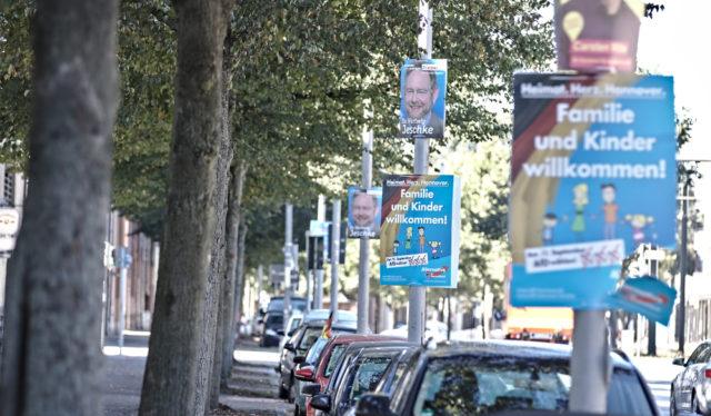 Wahlkampf 2016 in Niedersachsen