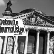 »Reichsbürger« beim »Sturm auf den Reichstag«, 3. Oktober 2014